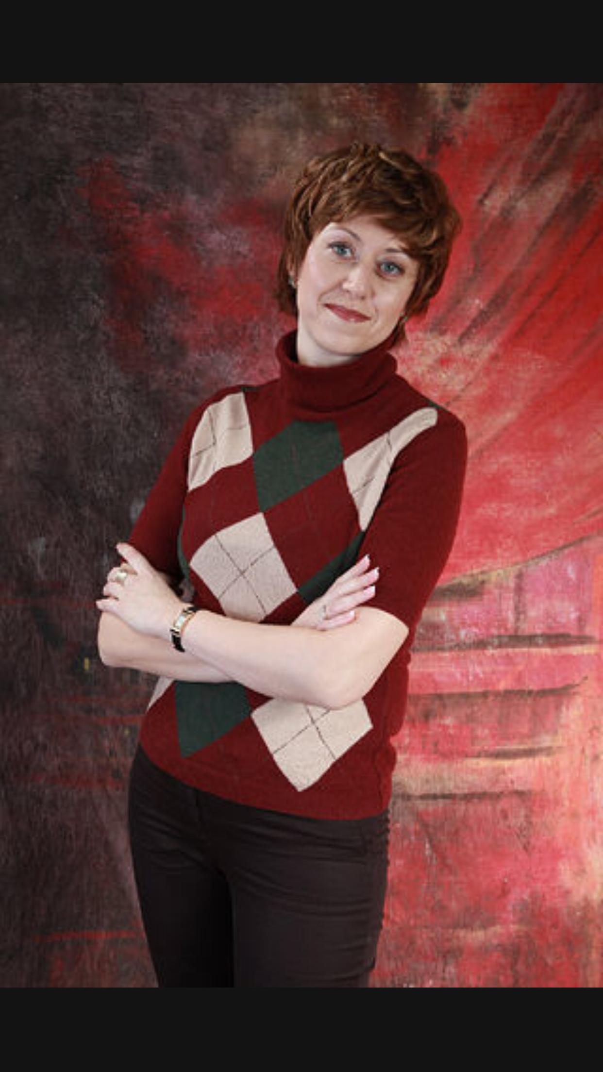 Тарасова Наталья Викторова