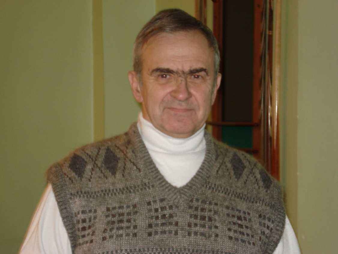 Николаев Михаил Николаевич